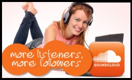 Real Soundcloud followers