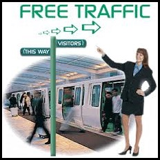 Free traffic to your site