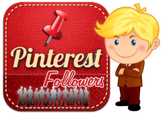 Get real pintrest followers